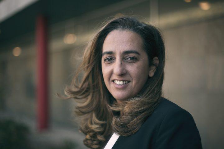 portretfoto van collegelid Zakia Guernina