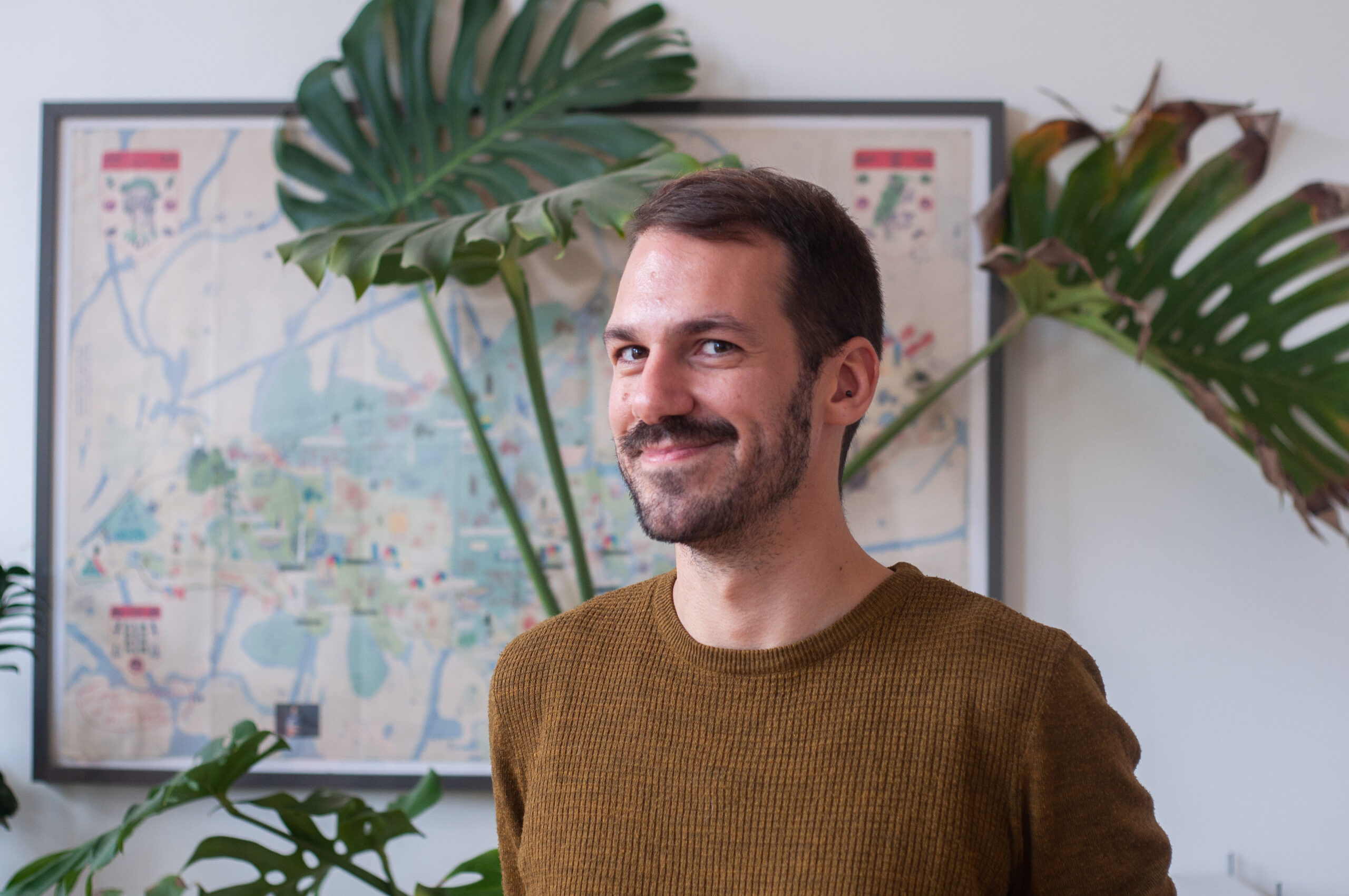 Portret van Selcuk Balamir