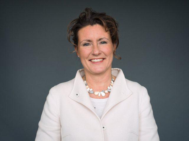 Portret cvb-lid Angelien Sanderman