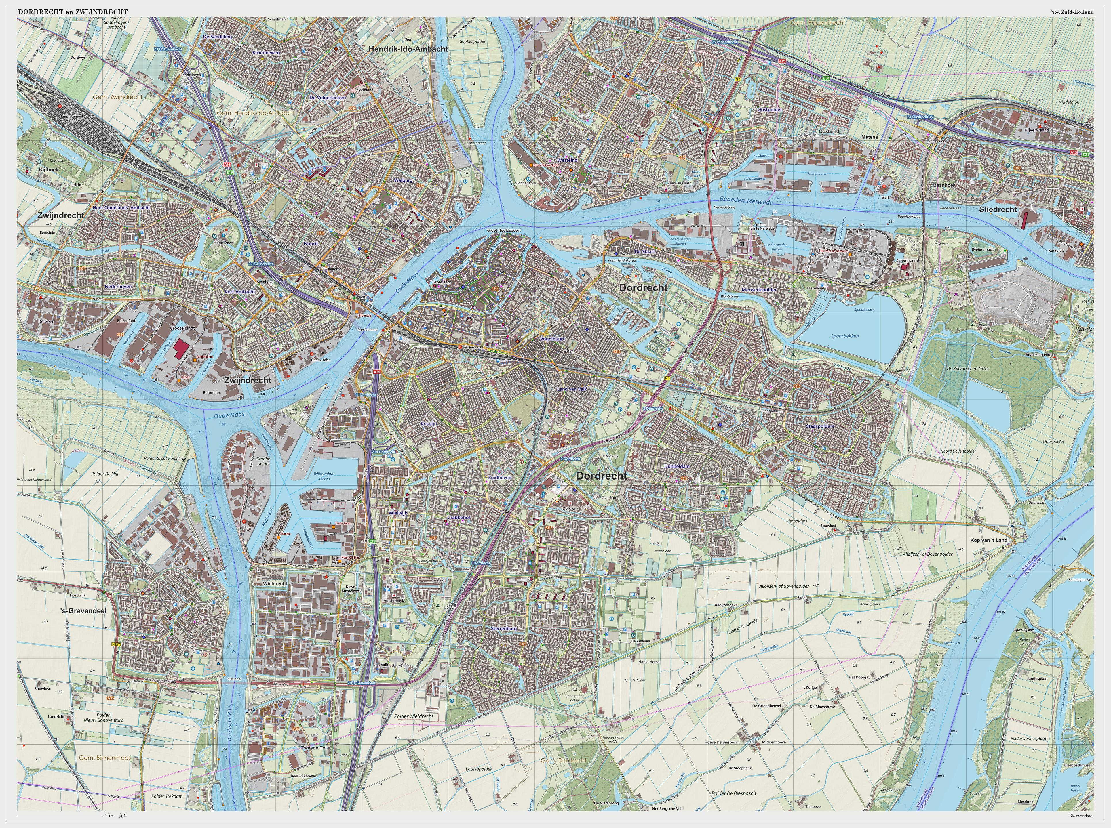 Hr Doet Onderzoek Naar Ad Onderwijs In Dordrecht Profielen