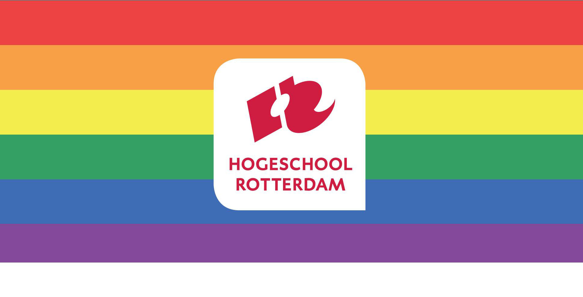 Regenboogvlag HR-logo
