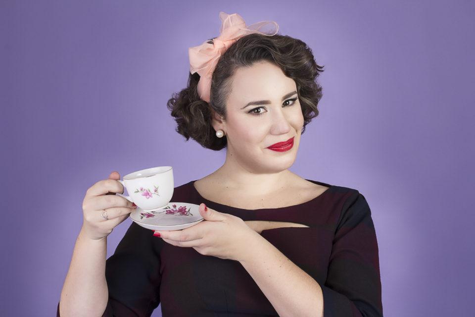 Lieve Tosca kopje thee