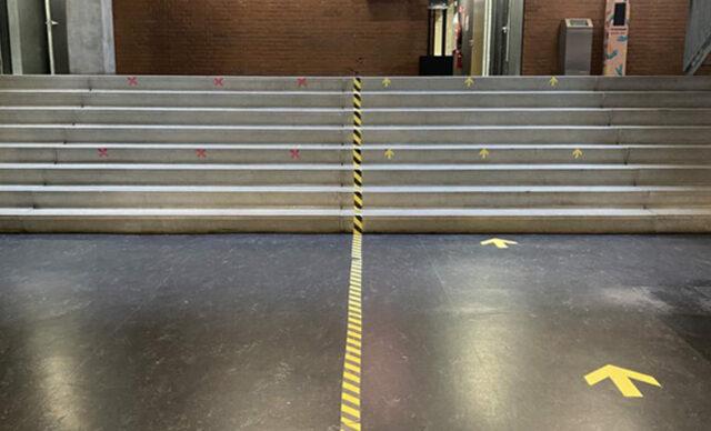 Foto van looprichting trap Wijnhave 61