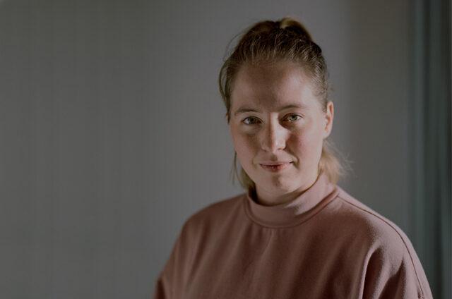 Portret van Manon Mostert-van der Sar