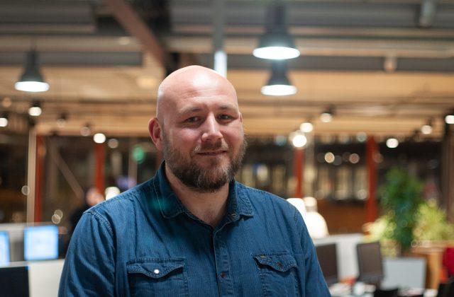 Portret Rens Rietveld voor Humans of HR