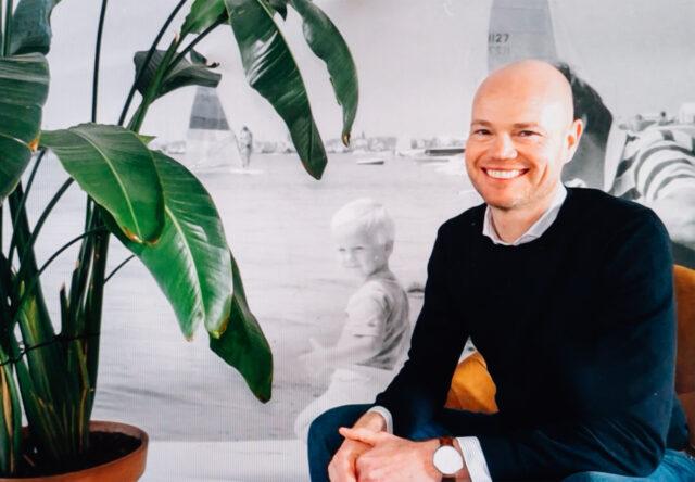Portret van Jeroen Oversier