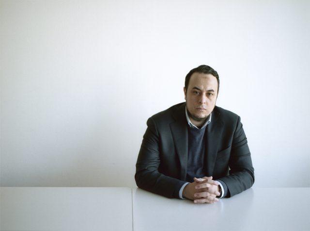 Portret van Ilias El Hadioudi