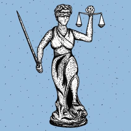 Vrouwe Justititia