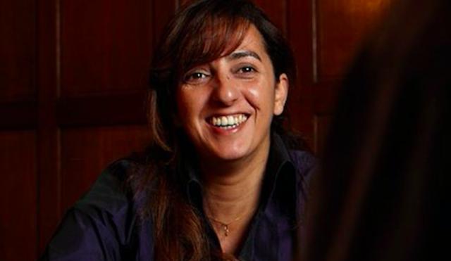 Portret van Zakia Guernina