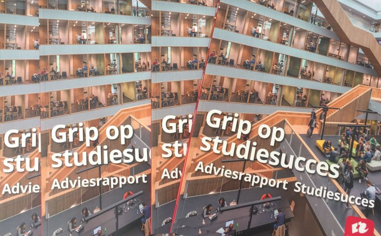 Cover adviesrapport studiesucces