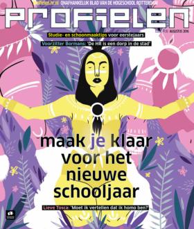 Cover magazine nummer 130