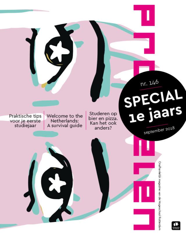 Cover magazine # 146